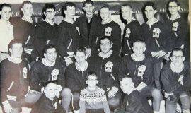 1963 SWCS wrestling team.