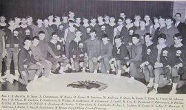 1967 SWCS wrestling team.