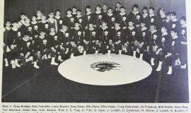 1969 SWCS wrestling team.