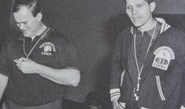 Walt Thurnau and Flash Olson.
