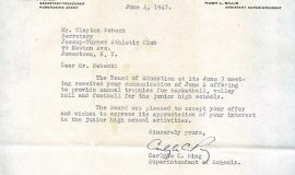 BOE letter 6-4-47