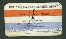 CLSA card 1944