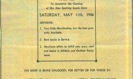 Chautauqua Sportsman ad 1946