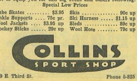 Collins ad 1936