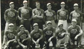 JTJAC softball 1942