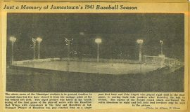 Municipal Stadium 1941
