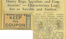 RHJ 1936 speech