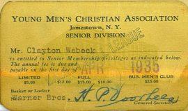 YMCA 1935