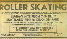 roller skating 1941