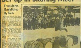 skating 1945