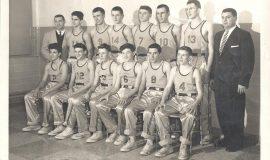 1952-53 Cardinal Mindszenty High School. - Worosz -13