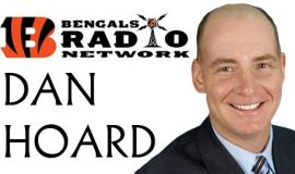 Dan Hoard, the  radio play-by-play voice of the Cincinnati Bengals.