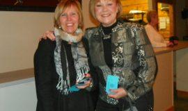 Robin Bonfiglio & Sue Benson.
