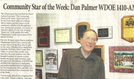 Community Star of the Week: Dan Palmer WDOE 1410-AM.