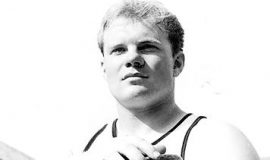 Dan Stimson turned in quite an athletic career at Falconer Central School.