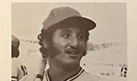 Dave Criscione with the Spokane Indians circa 1975.