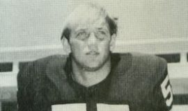 Dave Graf played for the Cleveland Browns for five seasons.