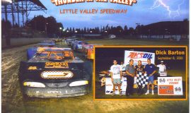 Little Valley Speedway, 2001.