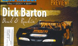 Dick Barton Back & Rocking. 2001.