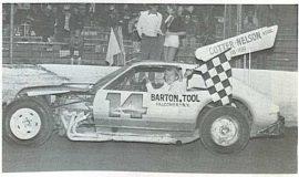 Dick Barton, 1977.