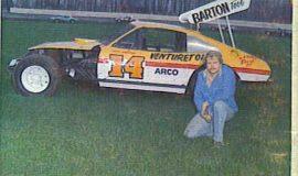 Dick Barton, 1980.