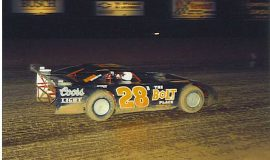 Dick Barton, 1993.