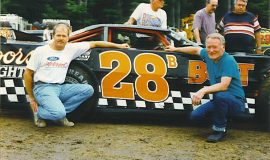 Dick Barton & Bob Schnars, 1996.