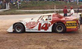 Dick Barton, Pennsboro, 1987.