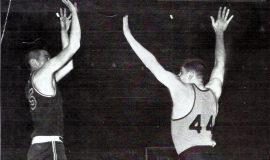 Dick Cole (left) JHS 1964.