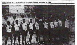 Ansley Picks Squad. November 6, 1964.