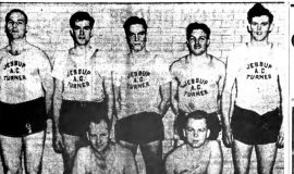 Set For State Meet. March 12, 1946.