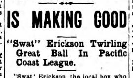 Is Making Good. July 16, 1917.