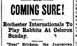 Coming Sure! August 5, 1915.