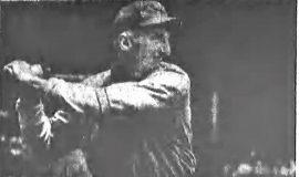 Swat Erickson, Former Washington Star. July 24, 1939.