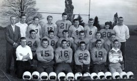 1958 Mayville football
