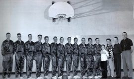 1959-60 Mayville basketball