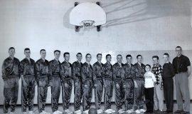 1959-60 Mayville basketball