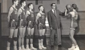 1959 Mayville basketball