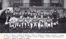 1968 Mayville football