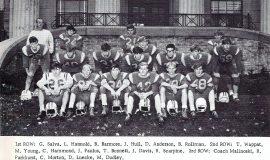 1968 Mayville football
