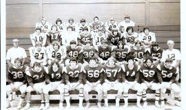 1977 Mayville football team.
