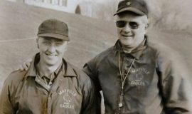 Rick Anderson - Doc Malinoski (right)