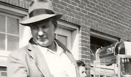 Frank Hyde, 1949.