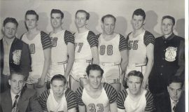 Jamestown Vikings in the late 1940s