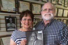 Saralee Pischera Buck and husband, Michael.