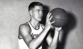 Gary Clark, Syracuse, 1956-57.