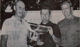 Remais, Clark Member-Guest Champions at Maplehurst. 1970.