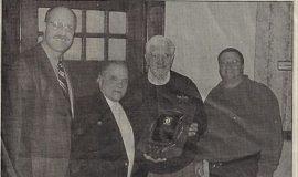 Honoring Barone. 2004.