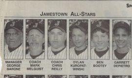 Babe Ruth World Series host team, 2005.
