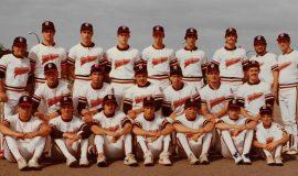 Babe Ruth World Series host team. 1984.